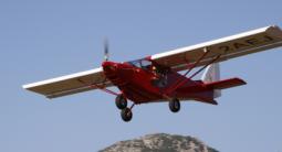 Baptême de l'air en ULM - Vol découverte du Nord de la Corse