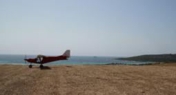 Baptême de l'air en ULM à la découverte de la Corse et de Cargèse