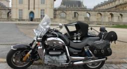 Balade en Side Car à Paris