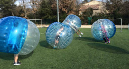 Partie de Bubble Bump à Toulon