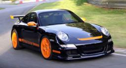 Pilotage en Porsche 997 GT3 - Circuit de Saint-Laurent-de-Mure