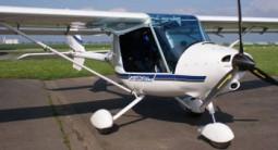 Initiation au pilotage d'avion à Saint-Chamond