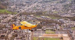 Stage d'initiation au pilotage d'avion ultra léger à Saumur