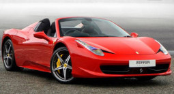 Stage de Pilotage en Ferrari 458 Italia Spider - Circuit Paul Ricard Driving Center