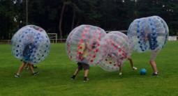 Bubble Football en extérieur près de Blois