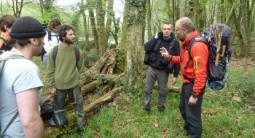 Stage de survie en milieu forestier près de Bordeaux