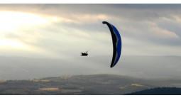 Vol Acrobatique en Parapente à Millau en Aveyron