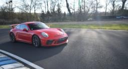 Stage de Pilotage en Porsche 991 GT3 - Circuit Fay de Bretagne