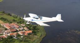 Baptême en avion léger - Vol en Moselle près de Nancy et Metz