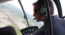 Baptême et Vol en hélicoptère à Sète