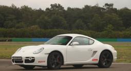 Baptême en Porsche 911 CUP - Circuit de l'Ouest Parisien