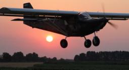 Initiation au pilotage d'avion ultra léger dans le Berry Saint-Amandois près de Bourges