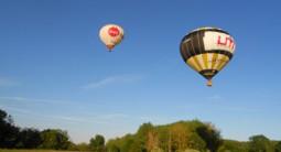 Vol en Montgolfière à la découverte de la Loire en Saône-et-Loire