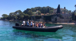 Balade en bateau à la découverte du littoral et Monaco depuis Nice