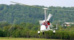 Initiation au pilotage d'ULM Autogire à Longuyon