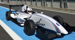 Stage de Pilotage en Formule Renault - Circuit de Dijon Prenois