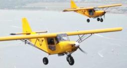 Initiation au pilotage d'avion léger à Frejus