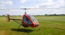 Baptême en Hélicoptère - Vol près de Bordeaux au-dessus de Saint-Emilion