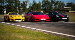 Pilotage Multivolants : Lotus, Porsche et Ferrari 360 - Circuit d'Andrézieux