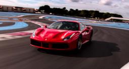 Stage de Pilotage Ferrari 488 - Circuit Paul-Ricard piste GT