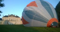 Baptême en montgolfière à Dijon - survol de la côte d'or et Nuits-Saint-Georges