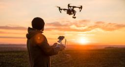 Initiation au pilotage de drone près de Saumur