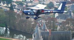 Vol découverte ou Initiation au pilotage d'avion léger près d'Orléans