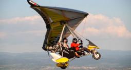 Initiation au pilotage d'un ULM Pendulaire à Kogenheim en Alsace