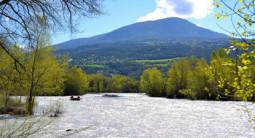 Descente en rafting à Châteauroux les Alpes près de Gap