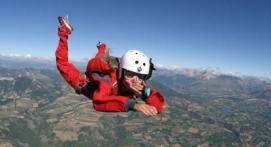 Stage en Parachute PAC à Gap