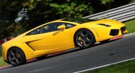 Pilotage d'une Lamborghini LP560 - Circuit de Folembray