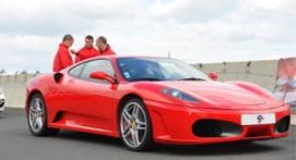 Stage de Pilotage en Ferrari F430 - Circuit du Mans