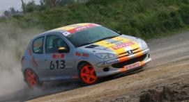 Stage de Pilotage Rallye en Peugeot 206 - Circuit de Noeux-les-Mines