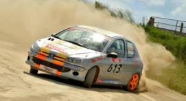 Stage de Pilotage Rallye en Peugeot 206 - Circuit de Courcelles les Lens