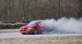 Stage de Pilotage Rallye en Mitsubishi - Circuit de Courcelles les Lens