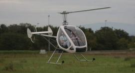 Baptême en ULM Hélicoptère près de Mulhouse