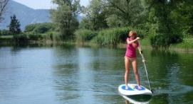 Location de Paddle près de Chambéry