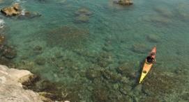 Location de kayak sur la lagune de Thau à Sète