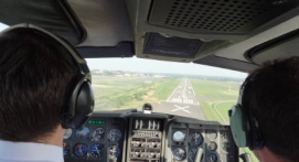 Initiation au pilotage d'avion Cesna à Calais