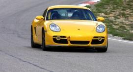 Stage de Pilotage en Porsche Cayman Cup - Circuit du Grand Sambuc