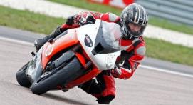Stage de pilotage moto Kawasaki 600 ZX6R - Pôles mécanique d'Ales