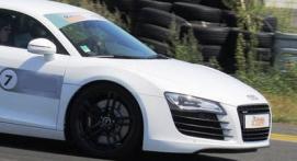 Stage de Pilotage en Audi R8 - Circuit Maison Blanche