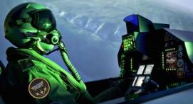 Simulateur d'avion de chasse F16 Fighting Falcon à Lyon