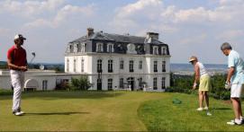 Parcours de Golf accompagné par le Head pro près de Lyon