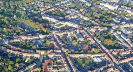 Vol en montgolfière au dessus des Monts Flandres