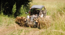 Session de Buggy près d'Agen