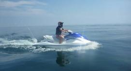 Jet ski Quimper