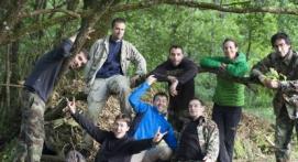Stage de survie en en milieux naturels en Normandie