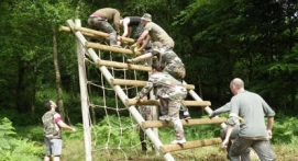 Stage Bootcamp commando Mont-Saint-Michel