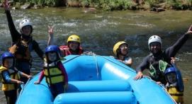 Rafting Aude